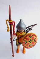 FIGURINE PLAYMOBIL GUERRIER MONGOL  Boîte 4926 5.50 € 1 - Playmobil