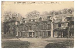 CHATENAY-MALABRY Ancienne Demeure De Châteaubriand - Chatenay Malabry
