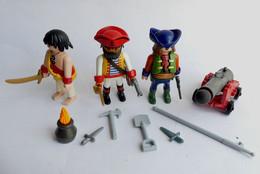 FIGURINES PLAYMOBIL PIRATES ET ACCESSOIRES  Boîte 5136 - Playmobil