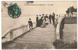 Saint-Valéry-sur-Somme La Jetée - Saint Valery Sur Somme