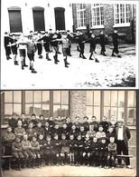 Heist Heyst -  Carte Photo Foto Gemeente School 1925 (+ Kopie) - Heist