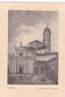 CREMONA  - CARTOLINA - SAN SIGISMONDO - Cremona