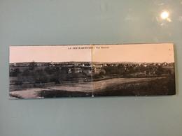 LA FERTÉ-BERNARD  — Vue Générale. — Carte Panoramique - La Ferte Bernard