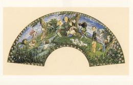 George Sand Chopin Antique Composer 1838 Victorian Paris Postcard - Ohne Zuordnung