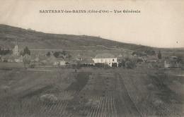 CPA - Santenay-les-Bains - Vue Générale - Andere Gemeenten
