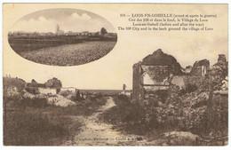 LOOS-EN-GOHELLE Avant Et Après La Guerre Cité Des 108 - Loos Les Lille
