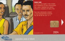 PHONE CARD CABO VERDE (E56.48.6 - Cabo Verde