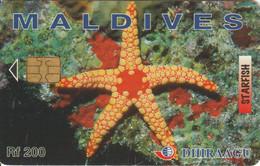 PHONE CARD MALDIVE (E51.4.1 - Ghana