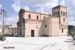 (QU281) - VALDINA (Messina) - Chiesa Madre - Messina