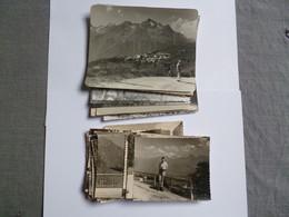 LOT De 57 Photographies Du Département De L'isère  -  Bourg D'Oisans .... - Bourg-d'Oisans