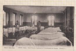 21B1960 GISORS Ecole Primaire De Garçons . Dortoir N°2 - Gisors