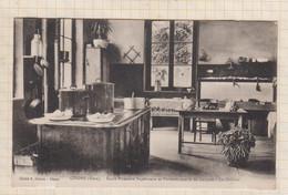 21B1961 GISORS - Ecole Primaire Supérieure Et Professionnelle De Garçons : La Cuisine - Gisors