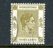 Hong Kong USED 1938-48 - Used Stamps