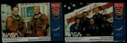 USA  1996 PREPAID CARD D.I.T SPACE NASA MINT VF!! - Spazio