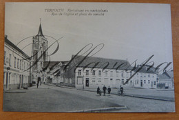 Ternat Kerkstraat En Markktplaats - Ternat
