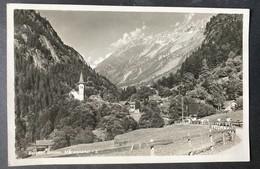 Bergdorf Bristen Im Maderanertal - UR Uri