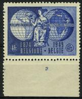 België 812 ** - Plaatnummer 3 - ....-1960