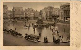 St. Quentin - Rathausplatz - Feldpost - Saint Quentin