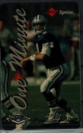 USA 1995 PREPAID CARD SPRINT AMERICAN FOOTBALL MINT VF!! - Sport