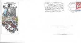 3214 -82e FELIBREJADA 1er JUILLET 2001 PERIGUEUX (24) Au 23-08-2001 Sur Prêt-à-Poster En Concordance - Mechanical Postmarks (Advertisement)