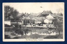 Chine; Yunnanfu ( Kunming-Yunnan). The Mid-River Pavilions. 1918 - Chine