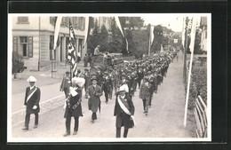 Foto-AK Wil, Strassenumzug 1925 - SG St-Gall