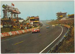 Le Mans -Circuit Des 24 Heures  Du Mans -Stands De Ravitaillement -  (E.7478) - Le Mans