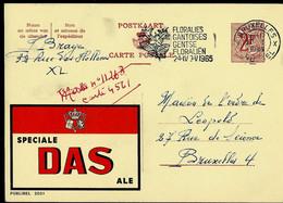 Publibel Obl. N° 2031  ( Bier - Bière : Spéciale DAS Ale) Obl. BXL 1965 - Publibels
