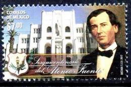 Mexico 2017. Architect ATENEO FUENTE. University Building. Architecture. Famous People. MNH - Mexiko