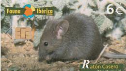 TELECARTE ETRANGERE AVEC RAT - Altri