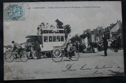 CPA Loire Atlantique - Pornichet (44380) L'Auto Faisant Le Service Du Pouliguen La Baule Et Pornichet - Collection Delav - Pornichet
