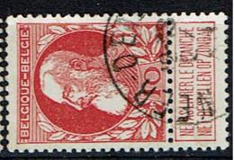 74  Obl  Neer-Oeteren  + 8 - 1905 Thick Beard