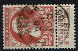 74  Obl  Maeseyck - 1905 Thick Beard