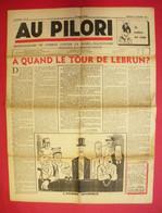 Ww2 Lot 7 Journaux Au Pilori 1940 Hebdomadaire De Combat Contre La Judéo-Maçonnerie Propagande Du Maréchal Pétain - 1939-45