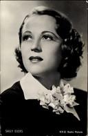 CPA Schauspielerin Sally Eilers, Portrait - Acteurs