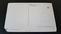 Lago Di Lugano - Morcote - Stempel Libreria Lippmann Lugano - Sin Clasificación