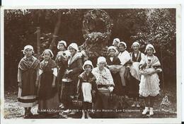 LAMALOU LES BAINS - La Fête Du Raisin - Les Cevenoles En Costume Local - Lamalou Les Bains