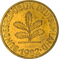 Monnaie, République Fédérale Allemande, 10 Pfennig, 1982, Stuttgart, TTB+ - 10 Pfennig