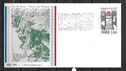 VERDUN - Visite Des Forts 1976 - 91 - Unclassified