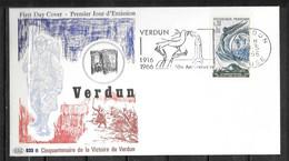 VERDUN - 50 Ans Armistice 1966 - 91 - Unclassified