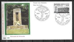 THAON LES VOSGES - 60 Ans Armistice 1978 - 87 - Unclassified