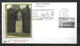 TARBES - Maréchal Foch 1978 - 87 - Unclassified