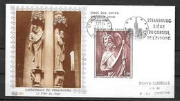 STRASBOURG - Siège Du Conseil De L'Europe 1971 - 81 - 3 - Sin Clasificación