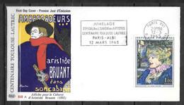 PARIS - Gala De L'union Des Artistes 1965 - 65 - Sin Clasificación
