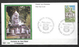 MUSEE POSTAL PARIS - Europa 1978 - 44 - 6 - Unclassified