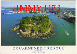 CPM - DOUARNENEZ-TREBOUL - L' île Tristan - 29 Finistère - Edit. D' Art  JACK  Louannec - Tréboul
