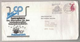 """NB75   GERMANY 1978"""" CENTRAPHARM """" Veterinary Pharmaceutic - Pharmacy"""