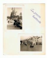 EXPO 58 - Exposition Internationale De Bruxelles 1958 - Lot De 14 Photos (7 X 10 Cm )   B290 - Plaatsen