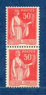⭐ France - Variété - YT N° 283 - Couleurs - Pétouilles - Neuf Sans Charnière - 1932 Et 1933 ⭐ - Varieteiten: 1931-40 Postfris