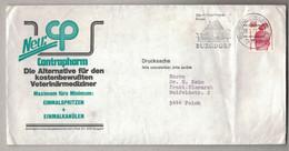 """NB77   GERMANY 1978 """" CENTRAPHARM """" Veterinary Pharmaceutic - Pharmacy"""